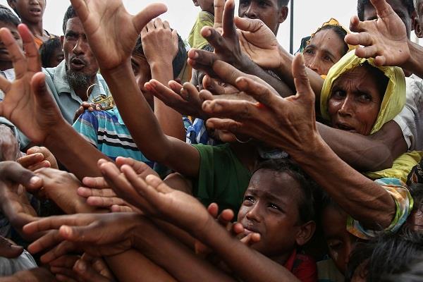 myanmar soldiers gang raped with rohingya women