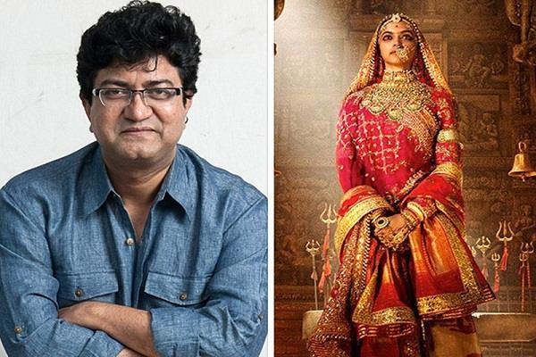 censor board chief said at padmavati   give time for right decision