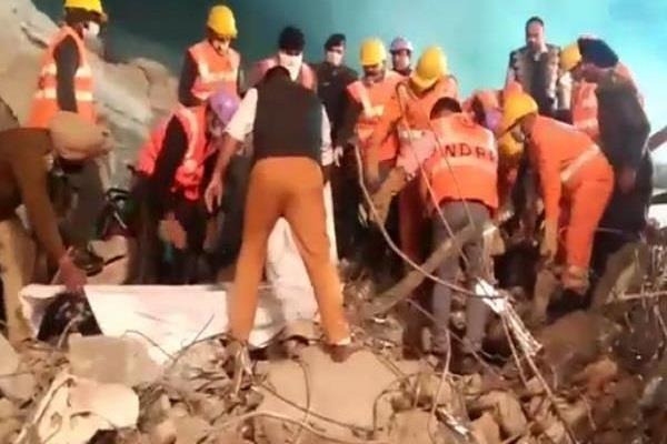 ludhiana plastic factory accident late night got 5 more bodies