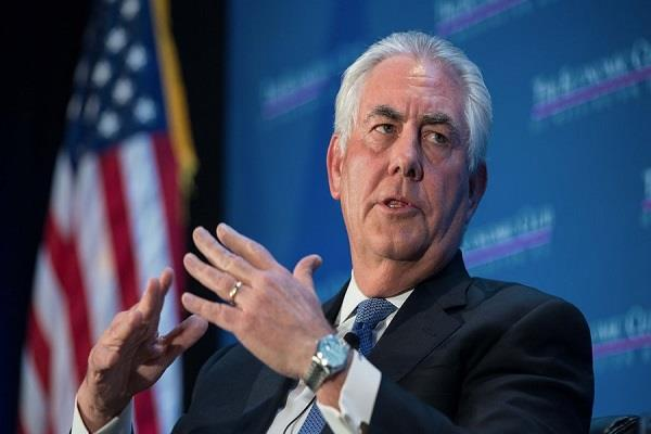 need to stop violence against rohingyas tillerson