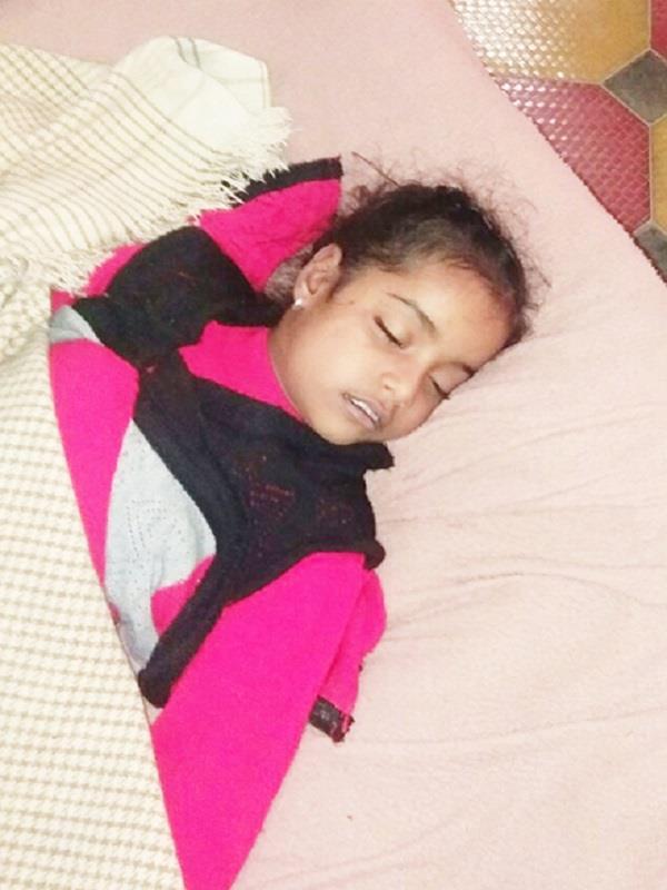 7 year old girl found dead in farmland