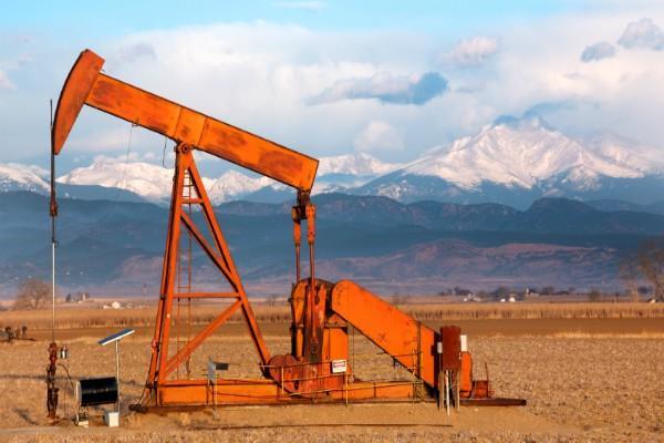 crude oil pressure  gold rise