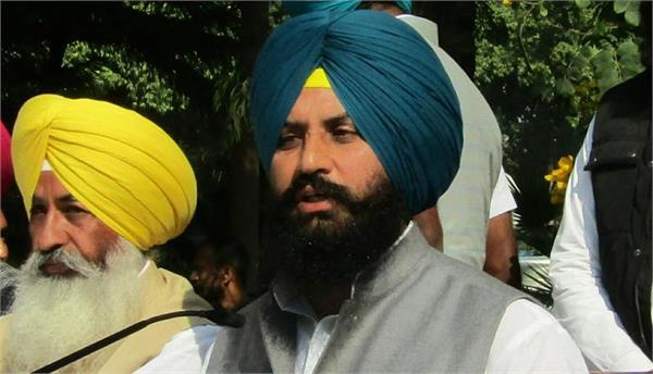 bains released an audio clip about bribe  against  khaira