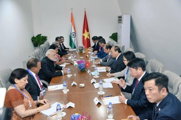 asean summit modi last day of visit