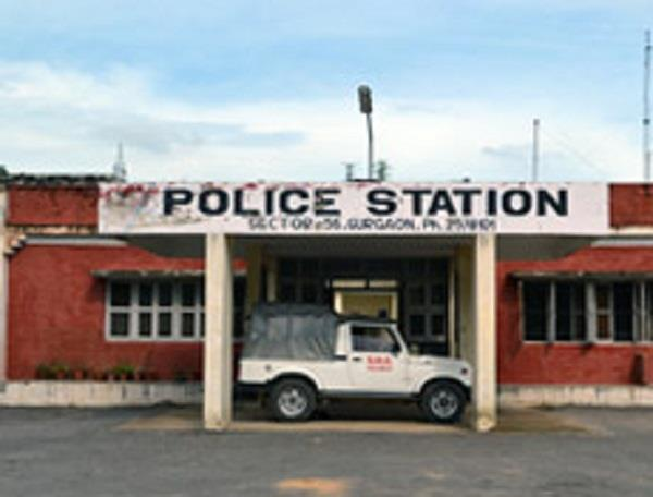 policy on vehicles related to case property in police stations