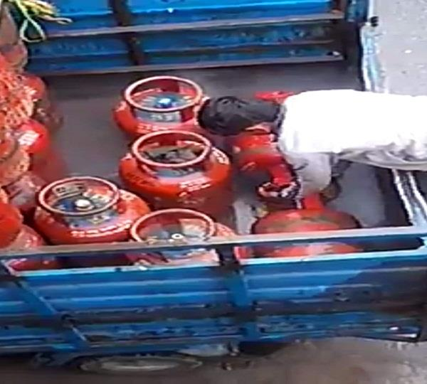 lpg gas fraud careful