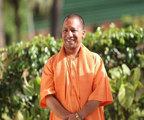 a rally of cm yogi in kanpur today after ayodhya