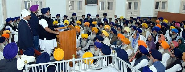 sgpc to elect its 42nd prez today