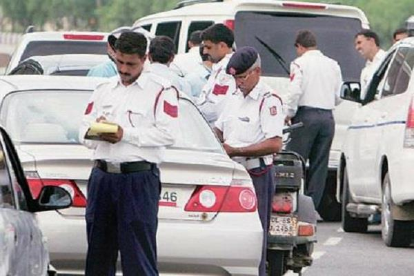 up traffic police will look not in khaki uniform from 1 december