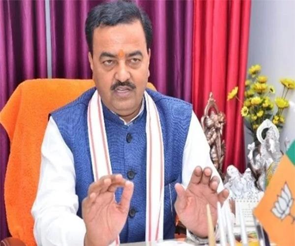 sp  bsp and congress are keen to overthrow pm  keshav maurya