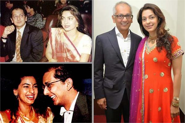 juhi chawali engagement finish in just four days