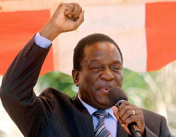 mnangagwa will be new president of zimbabwe