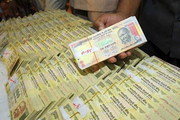 15 39 crore deposited in bank after announcing anonymous declared