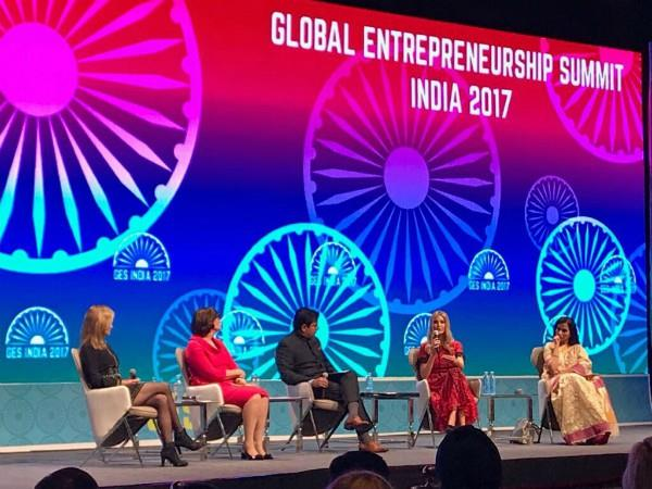 ges  ivanka gave emphasis on empowerment of women