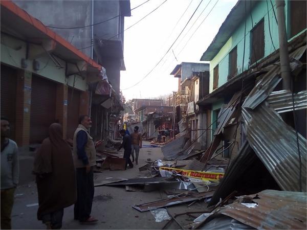 144 imposed in mendhar