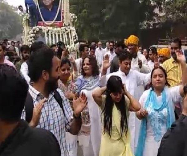 hari bhai lalwani s last visit to the girls did dance dance