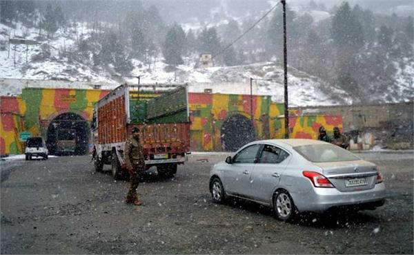 srinagar jammu highway open