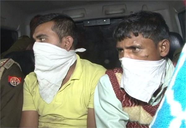 rahul saxena assassination 3 accused arrested for eradicating evidence