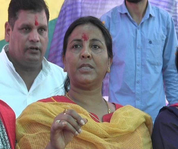 bjp candidate indu goswami reveals on getting ticket
