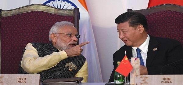 modi only world leader boycotting china s obor project