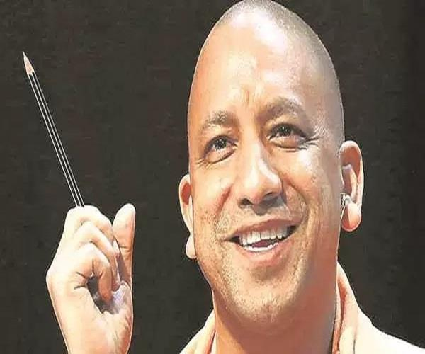 cm yogi will arrive on a tour of gujarat today