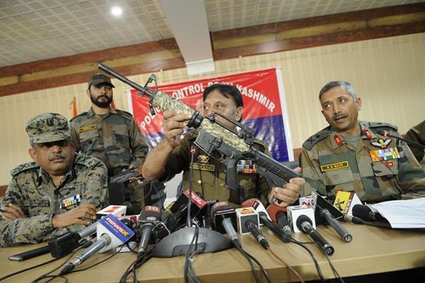 21 militants killed in 21 days