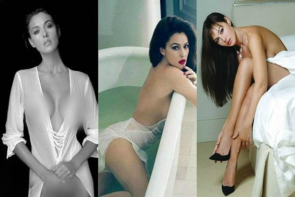 monica bellucci share hot pictures