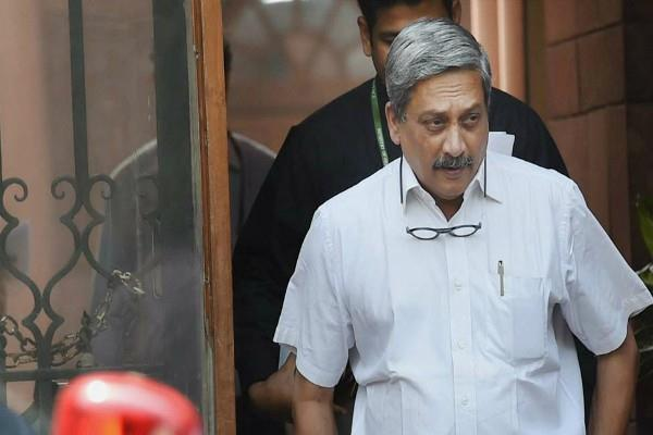 when manohar parrikar went to see adult film