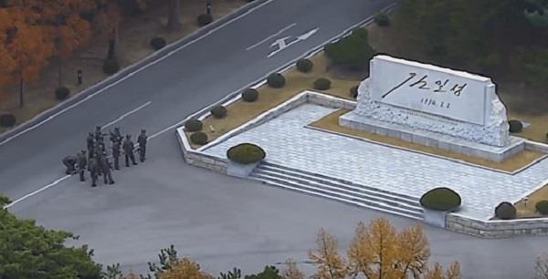 north korea most daring soldier escape video viral
