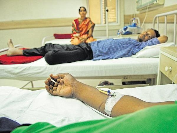 mandi in of dengue came front 6 new cases