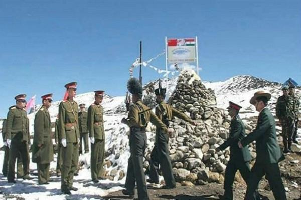 army takes steps to speed up the movement of soldiers on the border with china