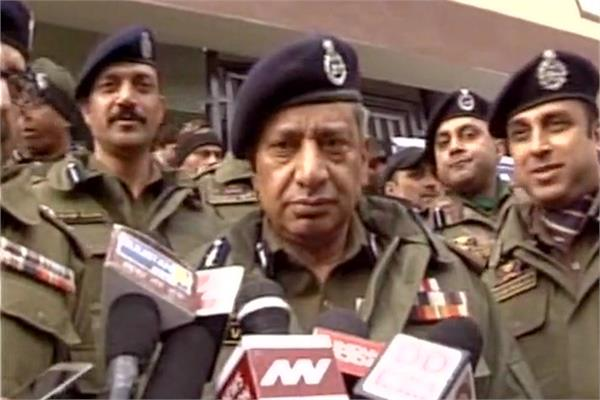 operation all ou is a success says dgp