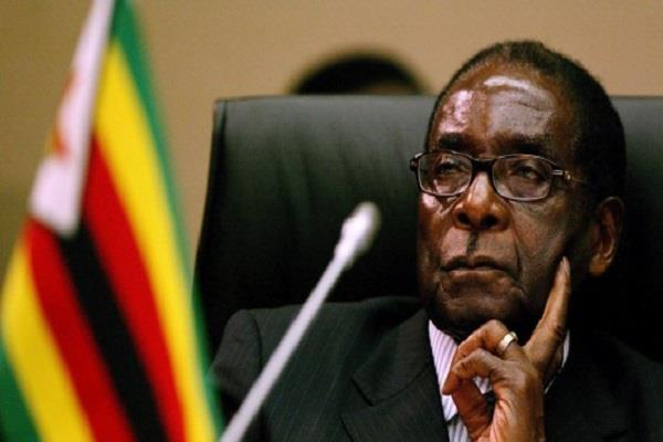 ruling party did not run prosecution against mugabe