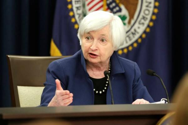 federal reserve chairperson janet yellen resigns