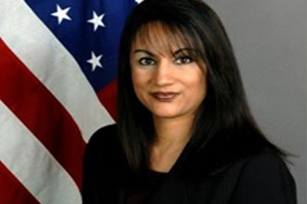 up daughter got big titles in external affairs ministry us