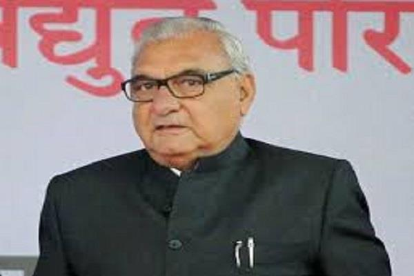 bjp proved to be irresponsible irresponsible government hooda