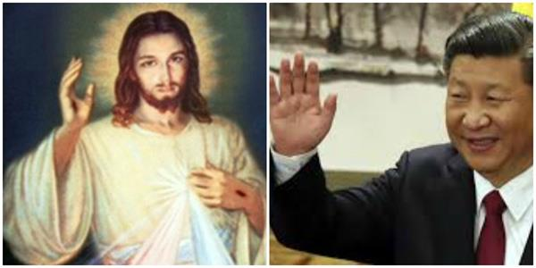 china tells christians not jesus  president xi will save you