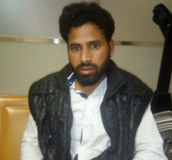 uttar pradesh ats arrested suspected isis terrorist