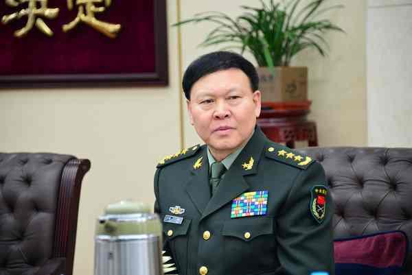 chinese general being investigated for corruption kills self