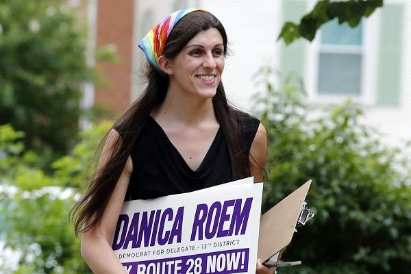 first transgender woman to win state seat in virginia