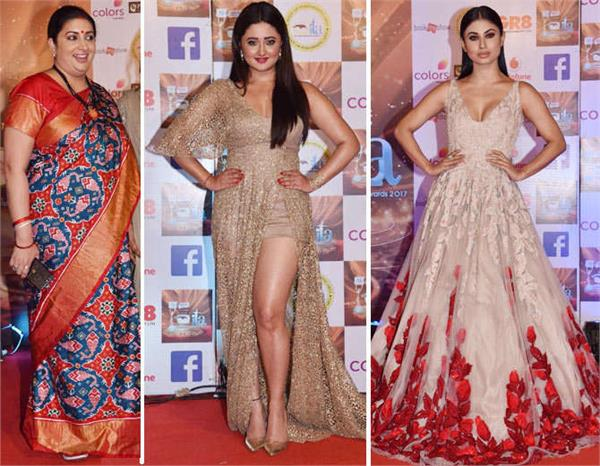 17th indian television academy awards