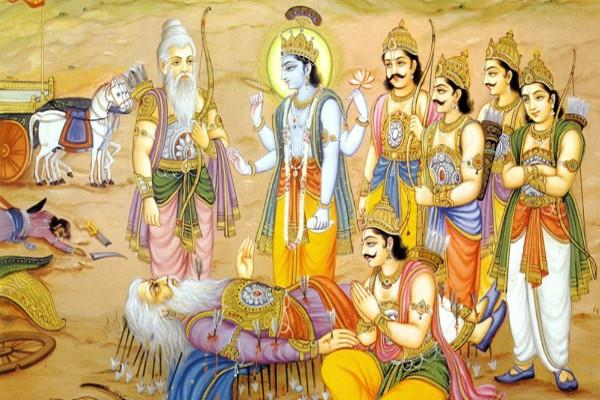 story of ma ganga and bhishm pitamah