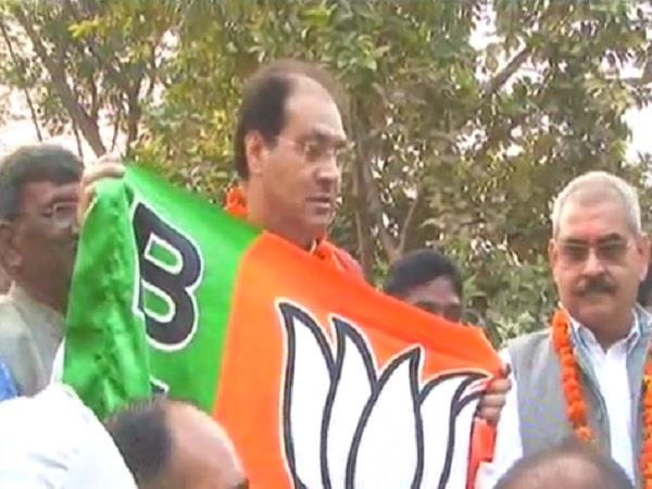 bjp green color of party flag identifies muslim society  mohsin raza