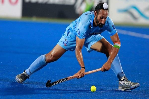 game and player neglected in haryana sardar singh