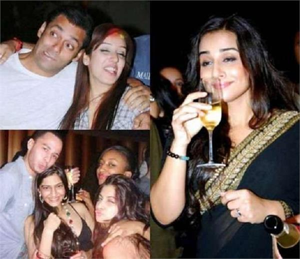 bollywood actress drunk
