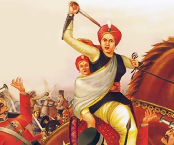Image result for birthday of jhansi ki rani image