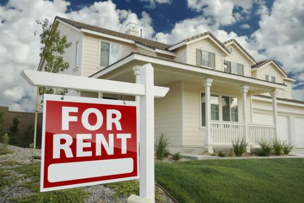 if the house is rented  then such a good income can get