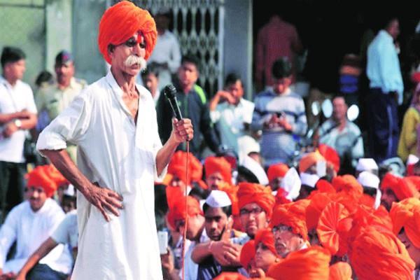 pm to cm obey order of sambhaji bhide guruji