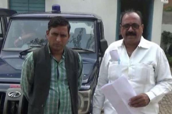 threatened audio viral of sp mla rafiq ansari