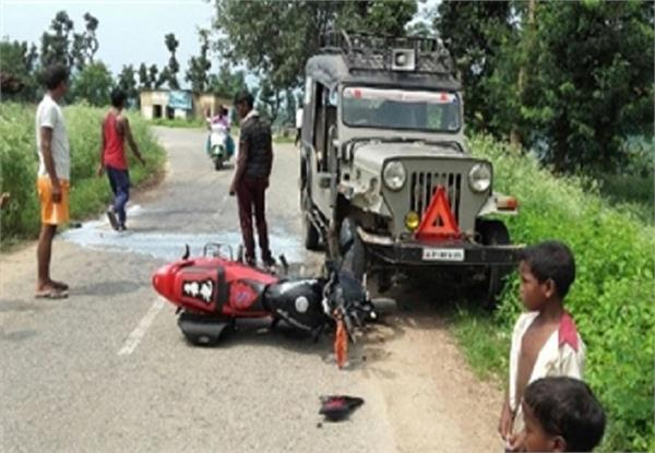 two brothers of same family die in road accident